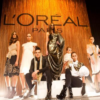 courtesy LOreal Melbourne Fashion Festival